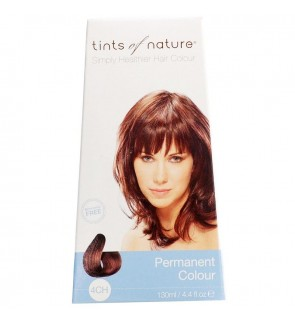 Tints of Nature Permanent Hair Colour - Rich Chocolate Brown 4CH (130ml)