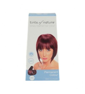 Tints of Nature Permanent Hair Colour 4RR - Earth Red