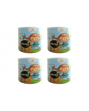 MiwaKO Milk -(700g*4) -(4Tins) Miwa Milk,Now officially called MIWAKO Milk