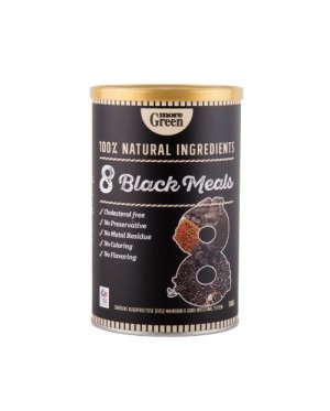 More Green 8 BLACK MEALS-500g