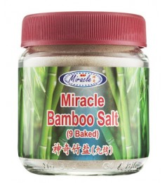 Miracle Bamboo Salt (9 Baked)-150gm