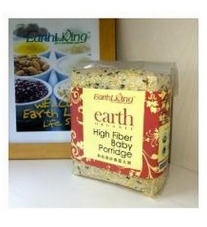 Earth Living High Fiber Baby Porridge-1kg