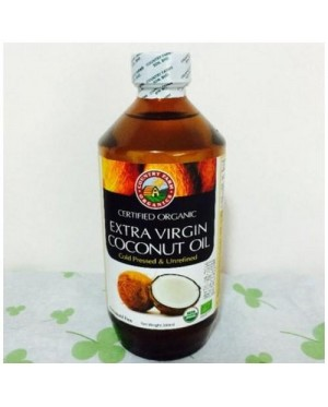 Country Farm- Organic Extra Virgin Coconut Oil - 500ml