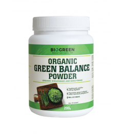 Biogreen-Organic Green Balance 200g (New Packing)