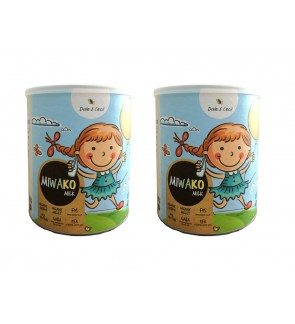 MIWAKO Milk-700g -(Gluten Free & Lactose Free)-New Stock Twin Pack