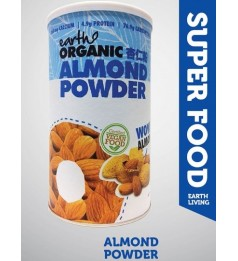Earth Living The Mighty 8 Organic Superfood - Almond Powder (500g)