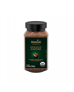 NATIVE ORG Freeze Dried Coffee (90G)
