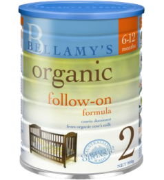 Bellamy´s Organic Follow-On Formula (Step 2): Exp Nov 2020