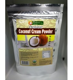 HEALTH PARADISE Organic Coconut Cream Powder (100gm)