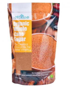 Etblisse Whole Cane Sugar, 800G