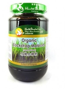 Health Paradise Organic Blackstrap Molasses 450gm