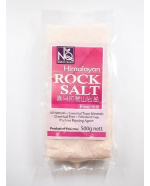 Nature Quest Himalayan Rock Salt -Fine ( 500g)