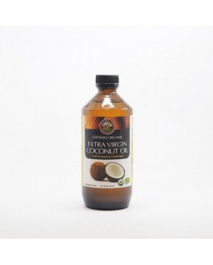 Country Farm Organic Extra Virgin Coconut Oil (250ml)