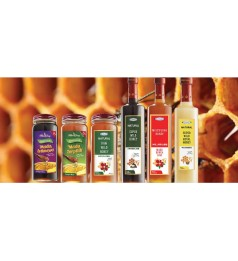 MHP Honey Series -Istimewa/Terpilih/Raw/Super Wild/Selected Multiflora/Royal Honey