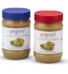 Yogood Peanut Butter (453g) [HALAL] ^No Added Sugar ^