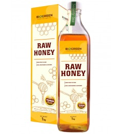 Biogreen Raw Honey - 1kg