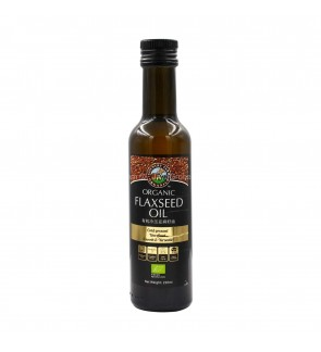 Country Farm Organic Flaxseed Oil 250ML