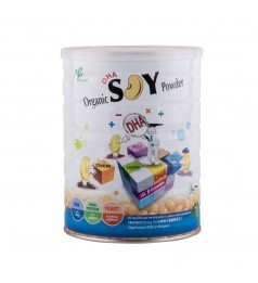 Fitwell DHA Brewer's Yeast Organic Soybean Powder 800g -HALAL