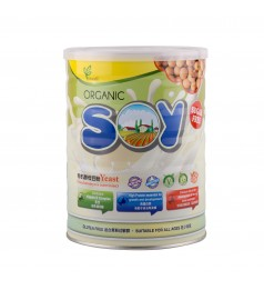 Fitwell Brewer's Yeast Organic Soybean -Sugar Free 700G (HALAL)