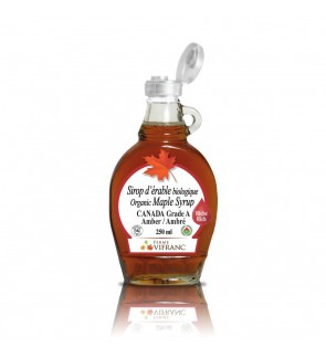 Ferma Vifranc Organic Maple Syrup 250ml