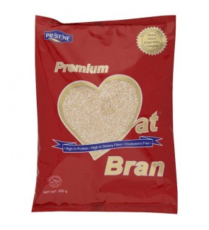 [Buy 2 for Free Shipping] Pristine Premium Bran Oats (500g)