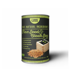 More Green Flaxseed & Black Soy (500g)
