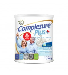 H-Bay Complesure Plus+ Milk Protein Powder (850g)- Vanilla