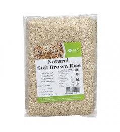 Lohas Soft Brown Rice 胚芽糙米/900gm