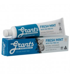 Grant's Fresh Mint With Tea Tree Oil Toothpaste (110g)