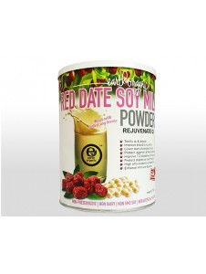 Earth Organic Soy Milk Red Date 750g