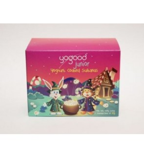 Yogood Junior Yoghurt Coated Sultanas (120g)