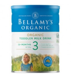 Bellamy´S Organic Step 3 Organic Toddler Milk Drink-12Months+ 900g