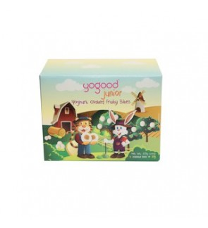 Yogood Junior Yoghurt Coated Fruity Bites (120g)