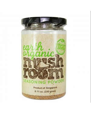 Earth Organic Mushroom Seasoning Powder (230g)