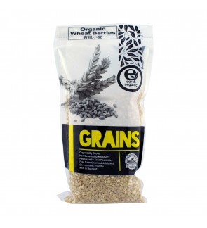 Earth Living Organic Wheat Berries -有机小麦 500G