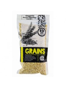 Earth Living Organic Pearl Barley - 500G