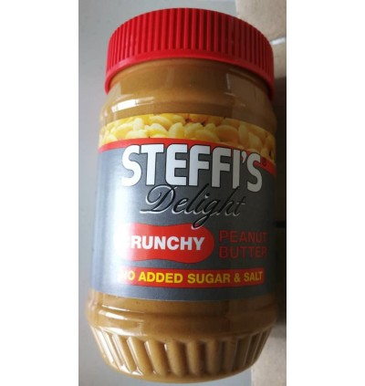 Steffi's Delight Peanut Butter (453g) [HALAL] ^No Added Sugar & Cholesterol free ^