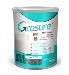 Equalive Grosure Vanilla Flavour 850g