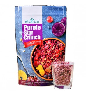 Biogreen/Etblisse Purple Star Crunch 220g