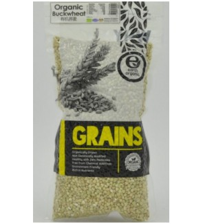 Earth Living Organic Buckwheat (500g)