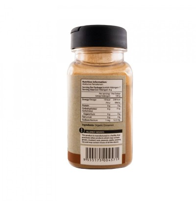 Country Farm Organic Cinnamon Powder (60g)