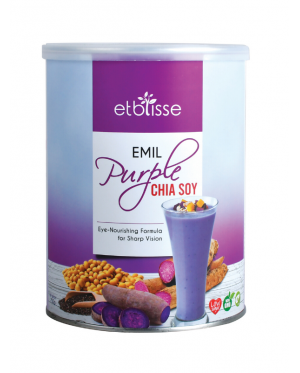 Etblisse Emil Purple Chia Soy 750g