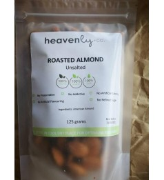 Premium Roasted Almond - 125 grams [Ready to Eat]