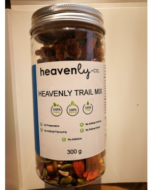 Premium Healthy Trail Mix (unsalted)- 300 gram [Ready to eat]
