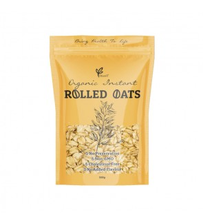 Jointwell - ORGANIC INSTANT ROLLED OATS 500g
