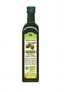 Health Paradise Crudigno Organic Extra Virgin Olive Oil 250ml First Cold Pressed Italy Gluten Free (GF)