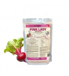 Biogreen Pink Lady Oatmilk (HALAL) Refill Pack 500g [Best Before July 2021]