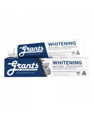 Grant's Whitening with Baking Soda Toothpaste (110g)