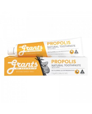 Grant's Propolis With Mint Toothpaste (110g)